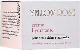 Kup Nawilżający krem do twarzy na dzień - Yellow Rose Creme Hydratante