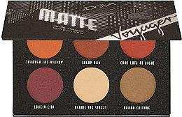 Kup Paletka cieni do powiek - Zoeva Voyager Matte Eyeshadow Palette