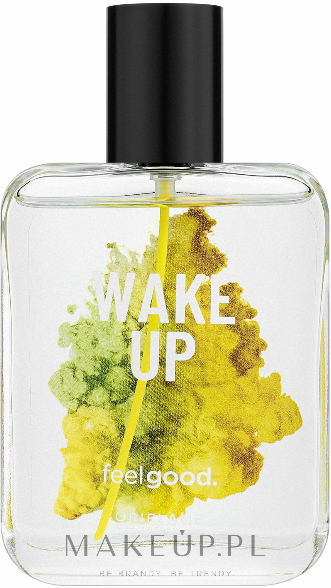 oriflame wake up - feel good.