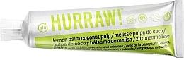 Kup Skoncentrowany uniwersalny balsam do twarzy i ciała Limonka i kokos - Hurraw! Balmtoo Lemon Balm Coconut Pulp