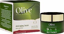 Kup Odmładzający krem na noc do wszystkich rodzajów cery - Frulatte Olive Anti-Aging Cream