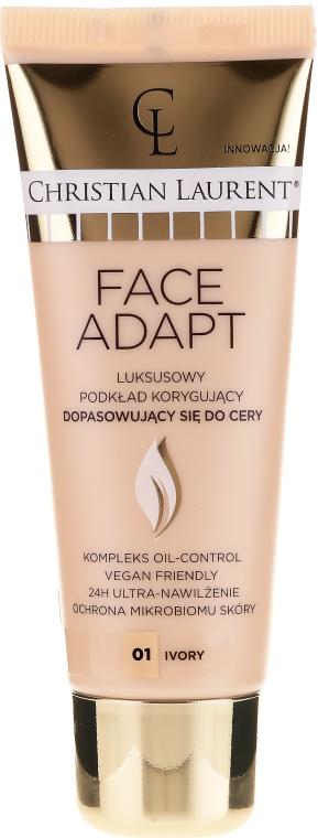 Podkład do twarzy - Christian Laurent Face Adapt