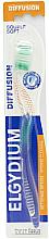 Kup Szczoteczka do zębów, miękka, zielona - Elgydium Diffusion Soft Toothbrush