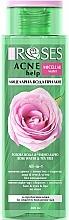 Kup Woda micelarna do skóry trądzikowej Woda różana i drzewo herbaciane - Nature Of Agiva Roses Acne Help Micellar Water