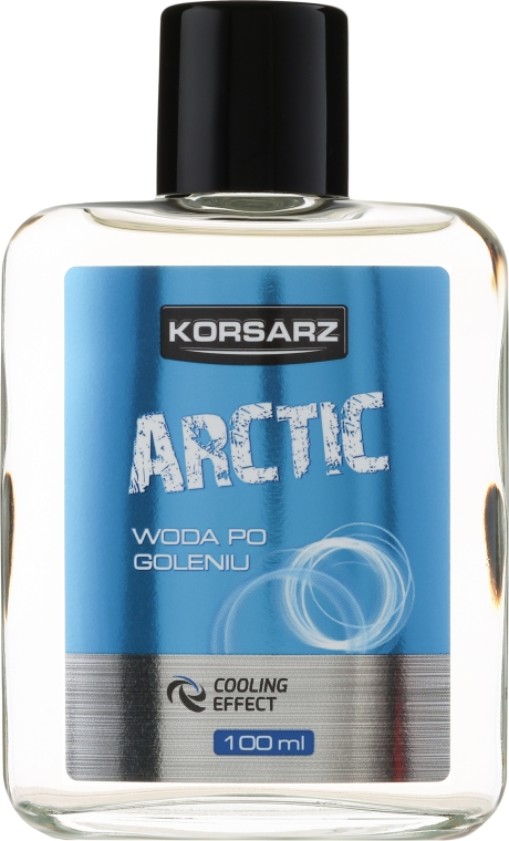 Woda po goleniu Arctic - Pharma CF Korsarz After Shave Lotion — фото N2