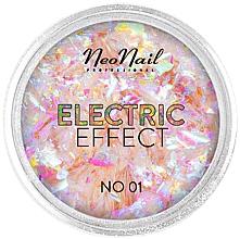 Kup Pyłek do zdobienia paznokci - NeoNail Professional Electric Effect Flakes