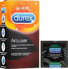 Kup Prezerwatywy prążkowane, 12 szt. - Durex Arouser