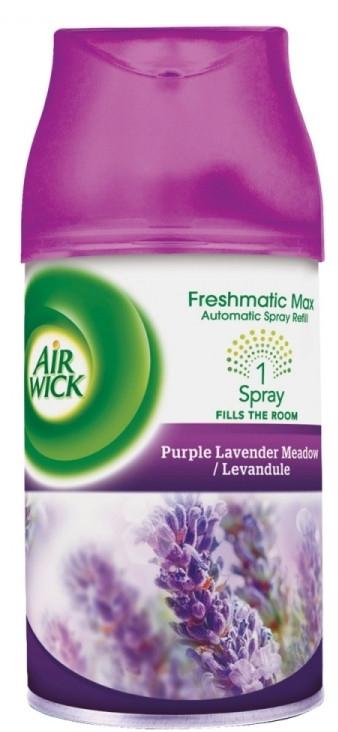 Wkład do automatycznego odświeżacza powietrza - Air Wick Freshmatic Max Purple Lavender Meadow (wymienny wkład) — фото N1