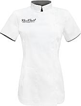 Kup Fartuch kosmetyczny, rozmiar M, biały - NeoNail Professional