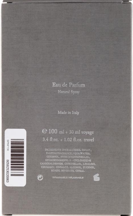 Bottega Profumiera Rose Poudre - Zestaw (edp 100 ml + 2 x edp 15 ml) — фото N2