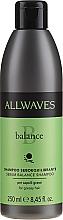 Kup Normalizujący szampon do włosów tłustych - Allwaves Balance Sebum Balancing Shampoo