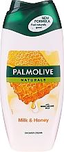 Kup Kremowy żel pod prysznic Mleko i miód - Palmolive Naturals Nourishing Delight
