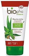 Kup Nawilżający balsam kojąco-odżywczy do ciała - Biopha Nature Baume Riche