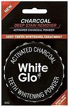Kup Wybielający proszek do zębów - White Glo Activated Charcoal Teeth Polishing Powder