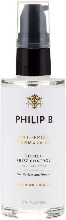 Serum do włosów - Philip B Anti-Frizz Formula 57 — фото N1