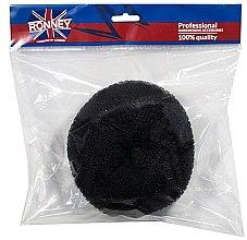 Kup Wypełniacz koka, 15 x 6,5 cm, czarny - Ronney Professional Hair Bun 055