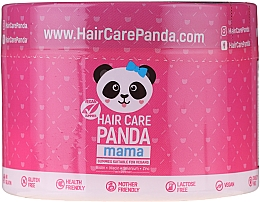 Kup Witaminy w żelkach na włosy - Noble Health Hair Care Panda Vegan Gummies Mama