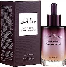 Kup Odmładzające serum-ampułka - Missha Time Revolution Night Repair Night Repair Probio Ampoule Serum