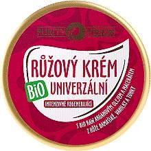 Kup Różowy krem nawilżający o działaniu regenerującym - Purity Vision Rose Cream