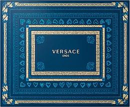 Kup Versace Eros - Zestaw (edt 50 ml + sh/gel 50 ml + ash/balm 50 ml)