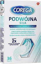 Kup Tabletki do codziennego czyszczenia protez zębowych Podwójna siła - Corega Bio Tabs Double Strength