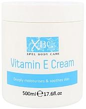 Kup Nawilżający krem zmiękczający do ciała z witaminą E - Xpel Marketing Ltd Body Care Vitamin E Cream
