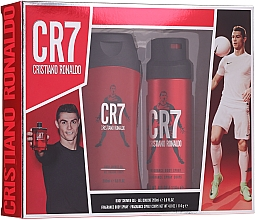 Kup Cristiano Ronaldo CR7 - Zestaw (sh/gel 200 ml + deo/spray 114 g)