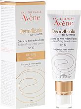 Kup PRZECENA! Koloryzujący krem do twarzy przywracający gęstość skóry SPF 30 - Avène DermAbsolu Cream *