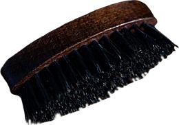 Kup Drewniana szczotka do brody, ciemna - RareCraft