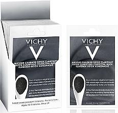 Kup Detoksykująca maska z węglem aktywnym - Vichy Detox Clarifying Charcoal Mask