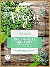 Kup Maseczka do twarzy z ekstraktem z brokułów - Lomi Lomi Vegan Mask