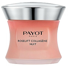 Kup Krem do twarzy na noc z peptydami - Payot Roselift Collagene Nuit Cream