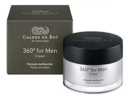 Kup Krem dla mężczyzn do skóry wrażliwej - Caldes de Boi 360 For Men Cream Sensitive Skin