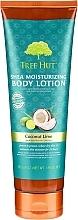 Kup Nawilżający balsam do ciała z masłem shea Kokos i limonka - Tree Hut Shea Moisturizing Body Lotion Coconut Lime