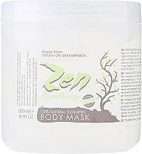 Kup Nawilżająca maska do ciała - Sezmar Collection Professional Zen Aromatherapy Body Mask