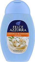 Kup Kremowy żel pod prysznic Kwiat pomarańczy - Felce Azzurra Shower-Gel
