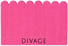 Kup Zestaw pilników do paznokci 8 w 1, różowy - Divage Dolly Collection