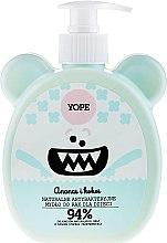 Kup Naturalne antybakteryjne mydło do rąk dla dzieci Ananas i kokos - Yope