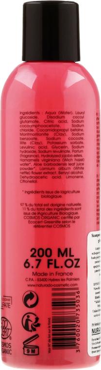 Przeciwłupieżowy szampon do włosów - Naturado Antidandruff Shampoo Cosmos Organic — фото N2