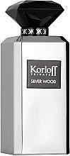 Kup Korloff Paris Silver Wood - Woda perfumowana