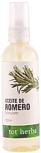 Kup PRZECENA! Olejek do ciała Rozmaryn - Tot Herba Body Oil Rosemary *