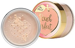 Kup Sypki puder matujący do twarzy - Too Faced Peach Perfect Mattifying Loose Setting Powder