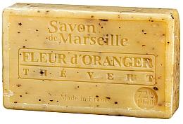 Kup Naturalne mydło w kostce - La Maison du Savon de Marseille Orange Blossom & Green Tea Soap