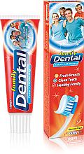 """Kup Pasta do zębów """"Kompleksowa ochrona i wybielanie"""" - Dental Family Total Whitening"""