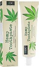 Kup Pasta do zębów z węglem aktywnym Konopie - Xpel Marketing Ltd Oral Care Cleansing Charcoal Toothpaste