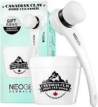 Kup Zestaw - Neogen Code 9 Canadian Clay Pore Cleanser Special Kit (brush + mask/120g)
