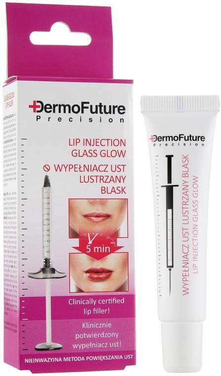 Wypełniacz ust Lustrzany blask - DermoFuture Precision
