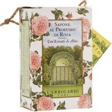 Kup Perfumowane mydło Róża - L'Erbolario Sapone Al Profumo di Rosa