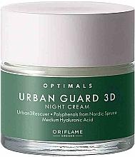 Kup Krem ochronny na noc - Oriflame Optimals Urban Guard 3D