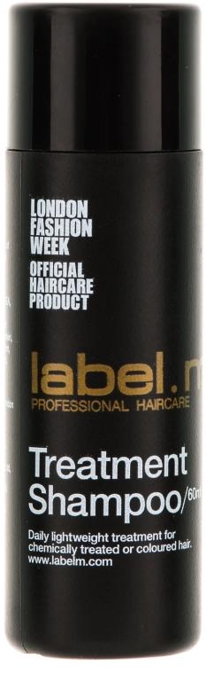 Aktywny szampon pielęgnacyjny - Label.m Cleanse Professional Haircare Treatment Shampoo — фото N1